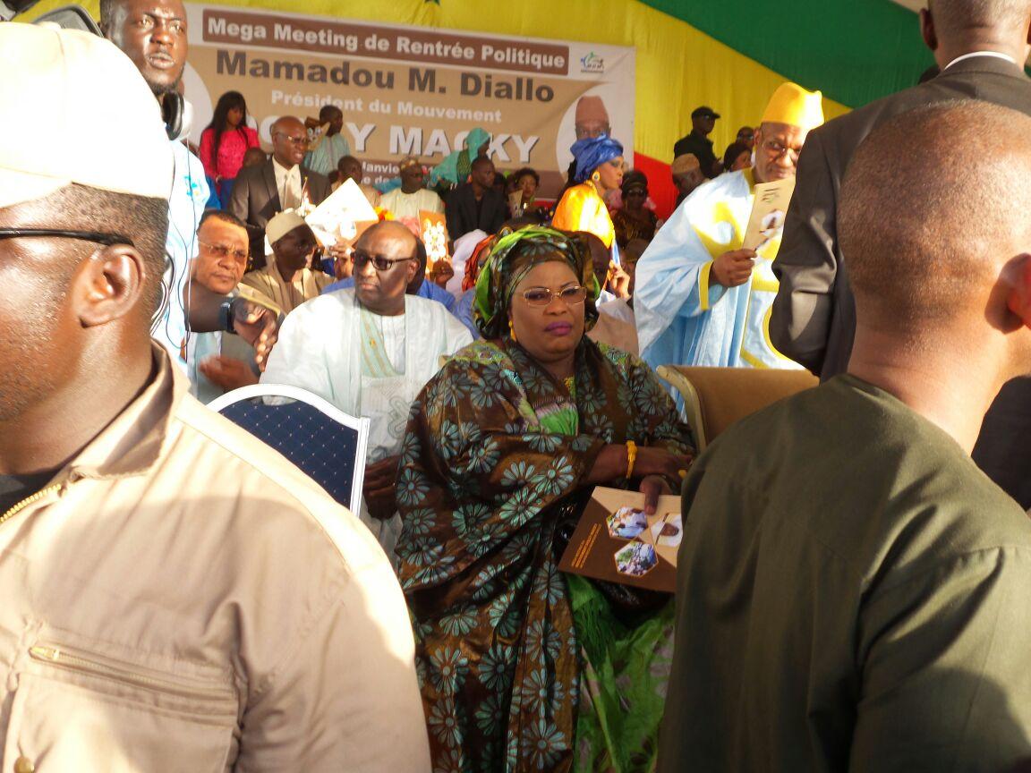 Approvisionnement du marché sénégalais en moutons : Aminata Mbengue Ndiaye se rend au Mali et en Mauritanie