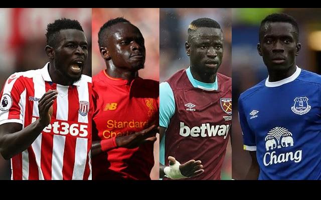 Premier League : 10 sénégalais en lice
