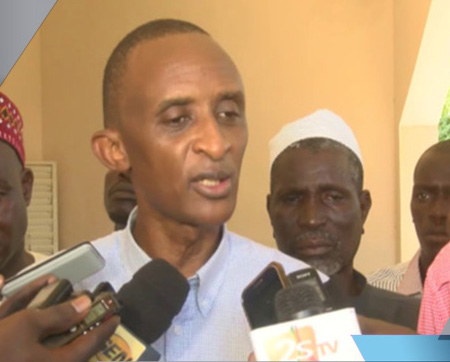Abdoulaye Sow réélu à la présidence de la Ligue de football amateur
