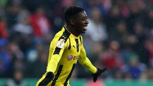 Ousmane Dembélé reste suspendu par Dortmund