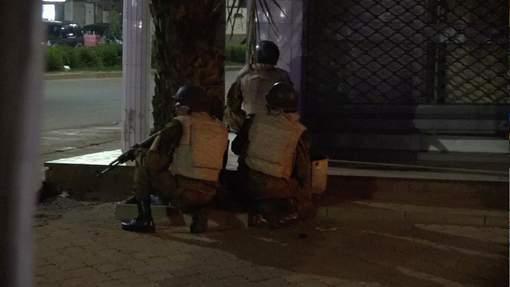 Fin de l'attaque terroriste à Ouagadougou : 18 morts
