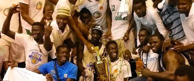 Basket : L'AS Douane s'offre son septième titre de Champion du Sénégal