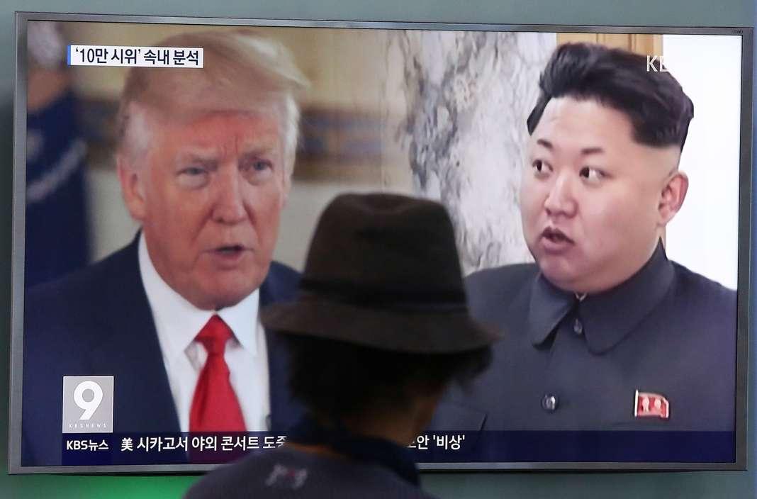 Etats-Unis et Corée du Nord : Trump s'obstine, la communauté internationale s'inquiète