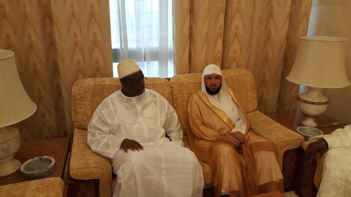 L'Imam Mahir Al Muaiqly de la Mecque en visite au Sénégal en Décembre