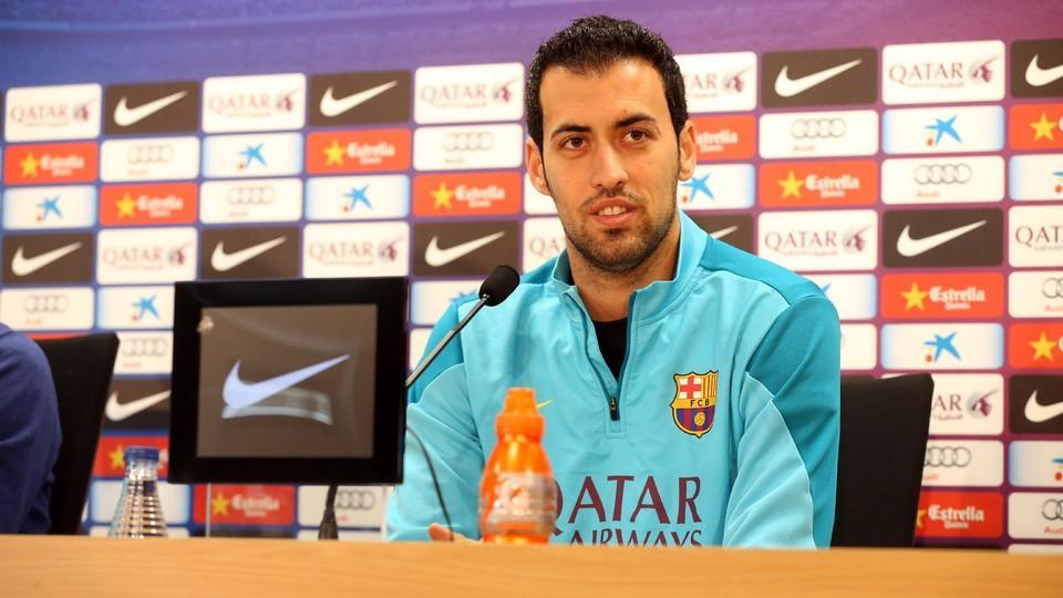 Barça : Busquets réclame du renfort...