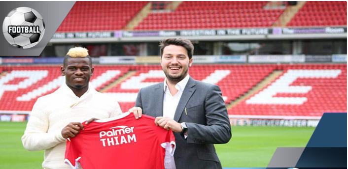 """Mamadou Thiam à Barnsley : """"C'est un pas en avant dans ma carrière"""""""