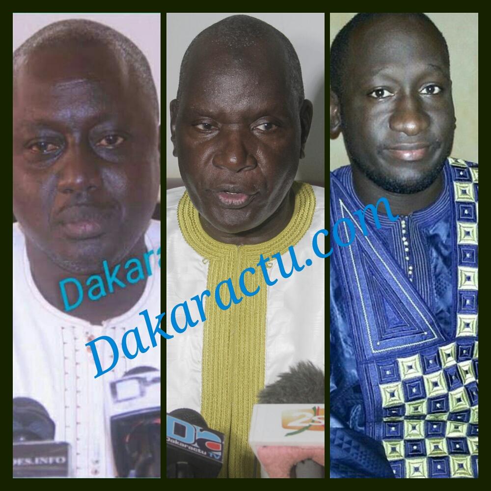 TRIBUNAL DE DIOURBEL - Assane Mbacké et Mor Lô nient les faits et parlent de complot