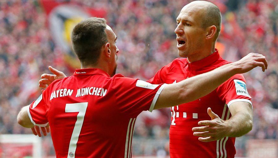 Mercato Man Utd: Robben en approche ?