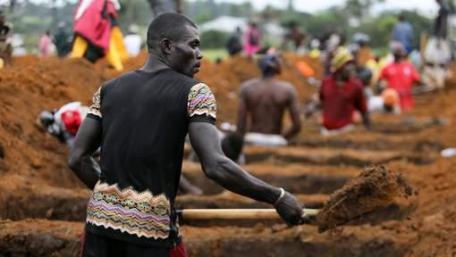 Sierra Leone : Le bilan dépasse les 400 morts