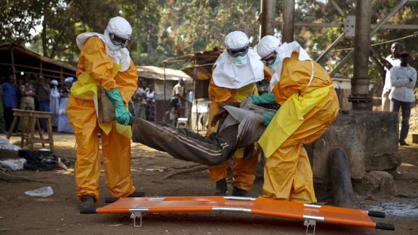 Ebola : un vaccin russe testé en Guinée