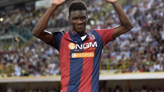 Mercato / Bologne : Rennes veut Ibrahima Mbaye