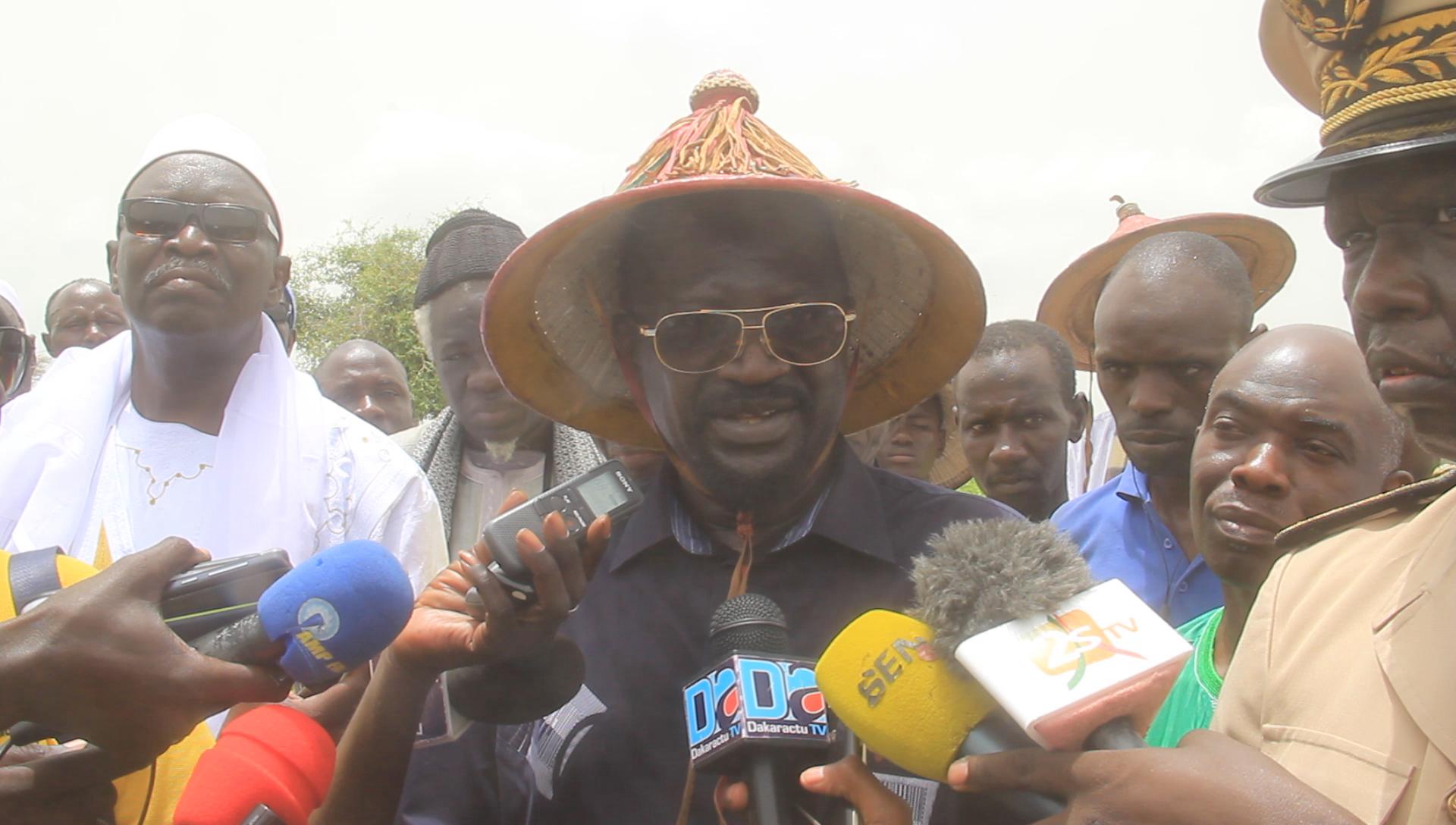 PAPE ABDOULAYE SECK CATÉGORIQUE : « Aucun paysan ne dira que les semences ne sont pas bonnes… Le Sénégal atteindra l'autosuffisance en riz »