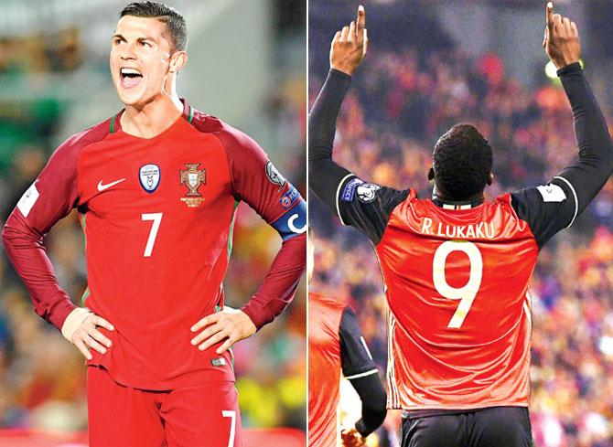 "Lukaku trolle Cristiano Ronaldo : ""Messi est meilleur"""