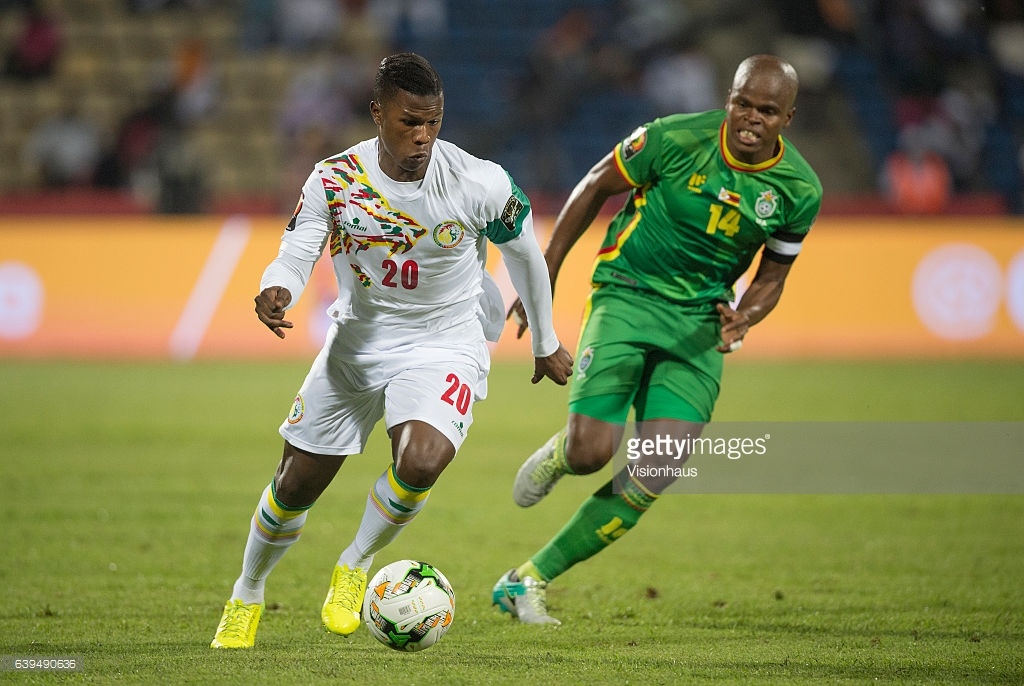 Keita Baldé Diao forfait face au Burkina faso ?
