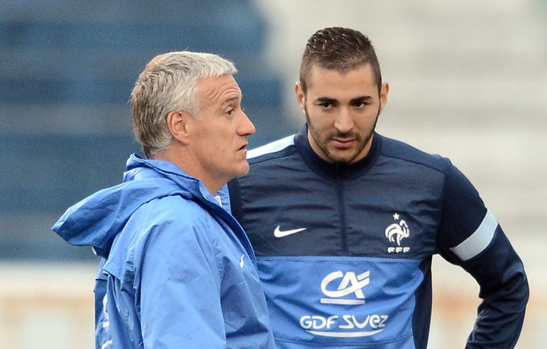 Équipe de France : Deschamps justifie l'absence de Benzema