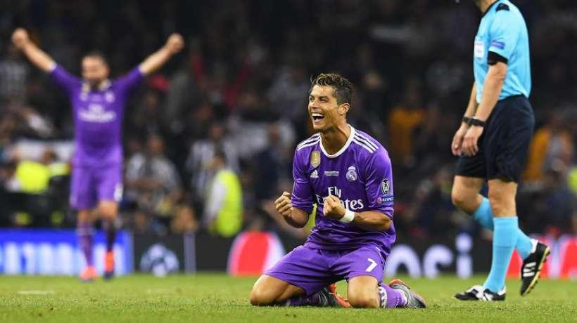 Cristiano Ronaldo joueur UEFA de la saison 2016/17 !