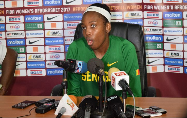 Aya Traoré, capitaine des Lionnes, après la qualif en demi : « On a eu une entame difficile… Savoir se préparer pour demain »