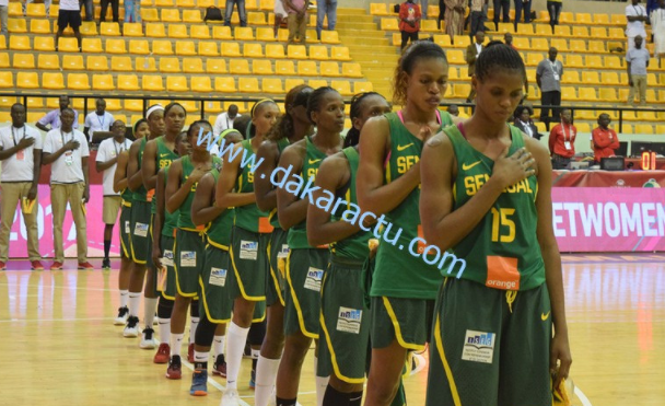 Afrobasket 2017 : La domination des lionnes face aux camerounaises (images)