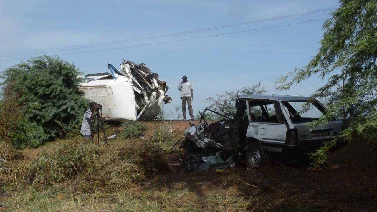 Collision entre un mini car et un véhicule 7 places à Colonat : 4 morts et 16 blessés