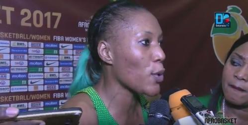 Afro basket féminin 2017 : Astou Traoré remporte le titre MVP et deux autres trophées