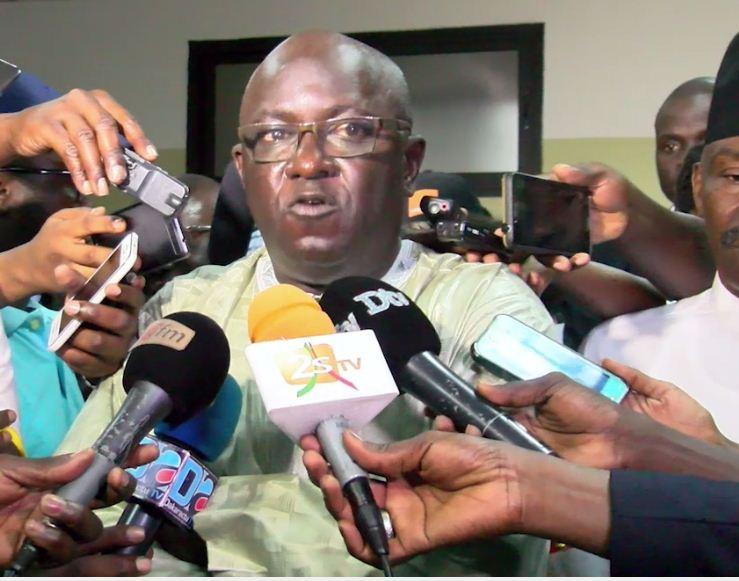 Souleymane Diop, Directeur de la haute compétition aux Lionnes : « Vous avez fait honneur à l'Etat »