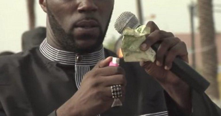 Préjudice : Le franc symbolique réclamé à Kémi Séba par la BCEAO