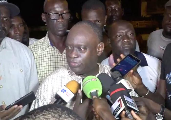 """Me El hadji Diouf : """" Il ne peut être jugé au Sénégal parce qu'il n'a rien fait. Ce sont les insulteurs qui sont insultés !   """""""