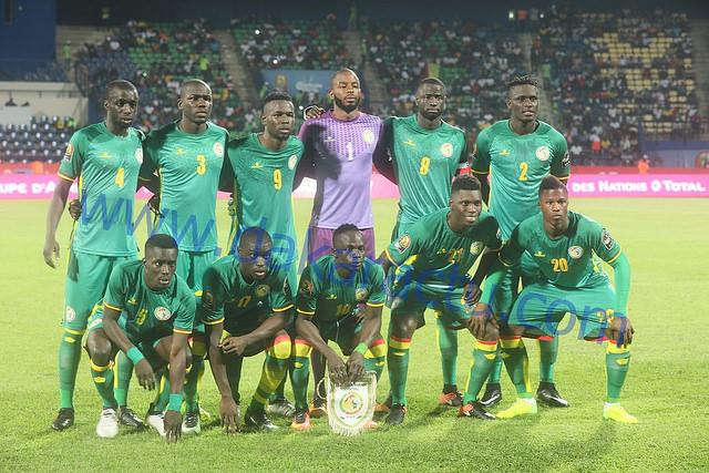 Sénégal/Burkina : 0-0 à la mi-temps