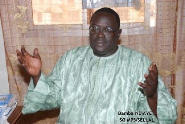 DIALOGUE POLITIQUE : Le Mouvement MPS/SELAL rejette l'appel de Macky Sall