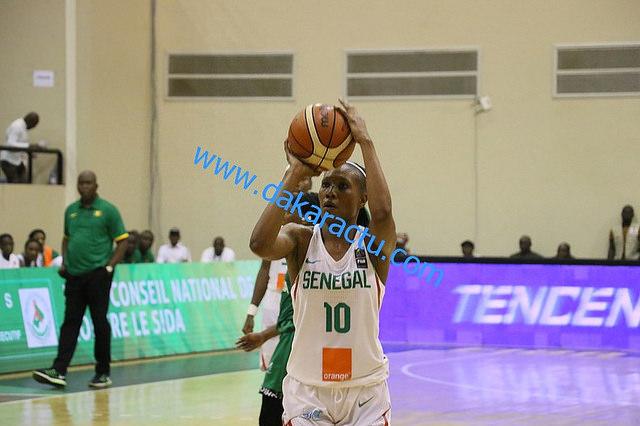 Astou Traoré, MVP de l'Afrobasket 2017 : « Le fait que certains me taxent de vieille me rend plus forte »