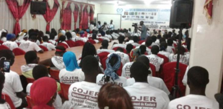 COJER KAOLACK : « Nous demandons au chef de l'Etat d'augmenter le quota alloué au département de Kaolack par rapport au nombre de ministres et de directeurs généraux »