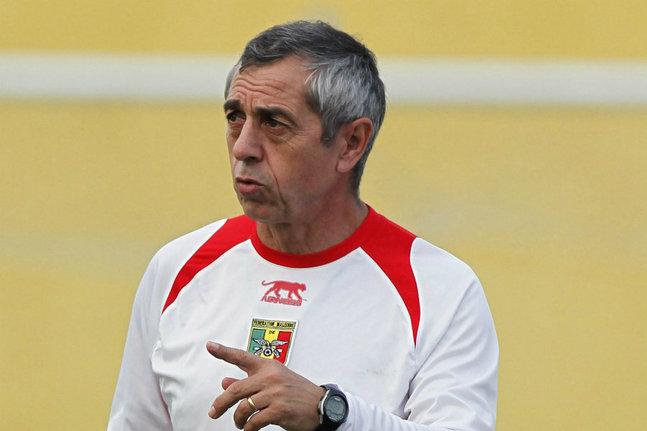 MALI : Alain Giresse annonce sa démission