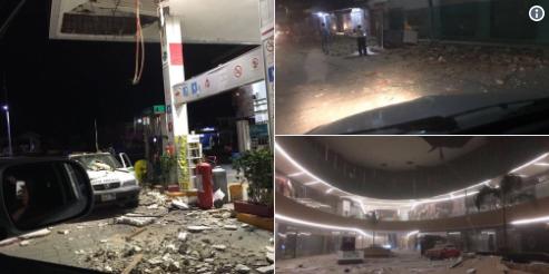 Le séisme mexicain de 8,2 a fait au moins 15 morts