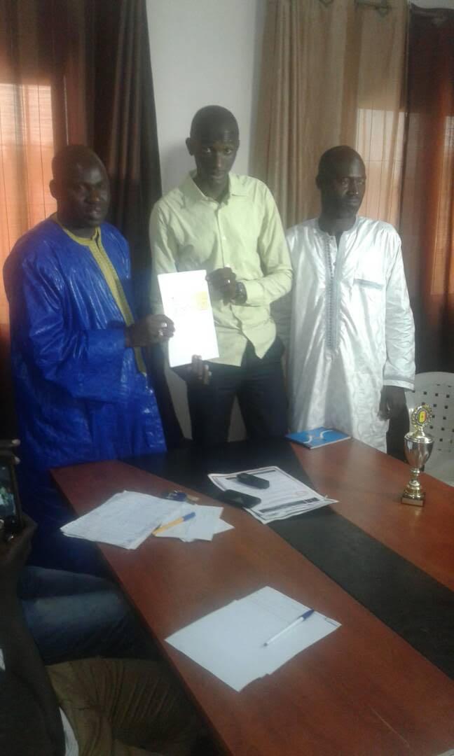 Navétanes 2017 :  La Commune de Ngoundiane offre 5 millions à ses ASC