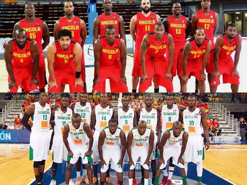 Adversaires des Lions en quart : L'Angola va-t-elle se réveiller ?