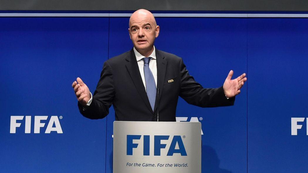 FIFA : nouvelle plainte contre Infantino