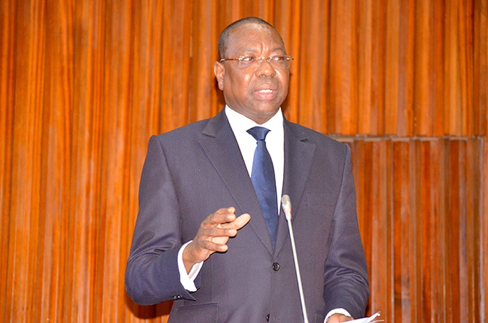 Message de monsieur mankeur ndiaye ancien ministre des for Ministre de l exterieur