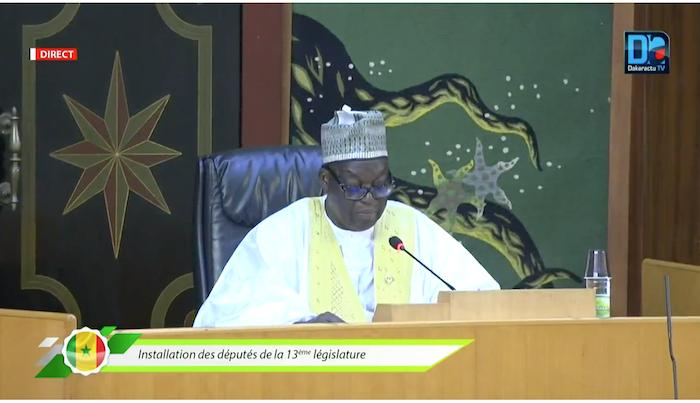ASSEMBLÉE NATIONALE : Moustapha Niasse reconduit Président