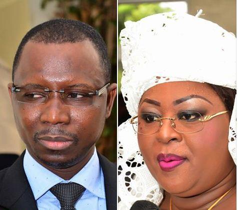 Questeurs de l'Assemblée nationale : Daouda Dia et Awa Niang rempilent