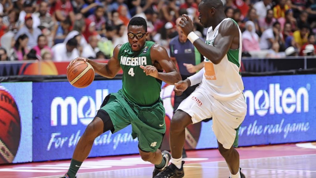 Demi finale Afrobasket  : Le Nigeria mène à la pause (33-29) devant le Sénégal