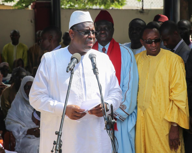 Djibo Ka a servi son pays toute sa vie durant (Macky Sall)