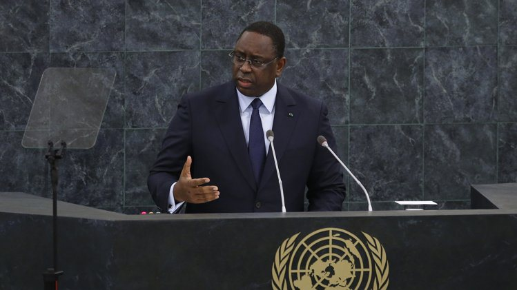 Le Président Sall va participer à l'assemblée générale des nations unies
