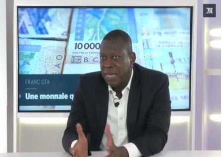 Bruno Bernard  économiste : « le franc CFA lié à l'euro est un bouclier de stabilité pour les populations locales »