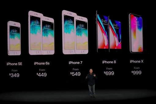 L'iPhone X ne coûterait que 344 euros à Apple