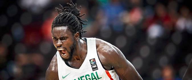 Maurice Ndour n°1 du Top 10 des meilleures actions de l'Afrobasket 2017