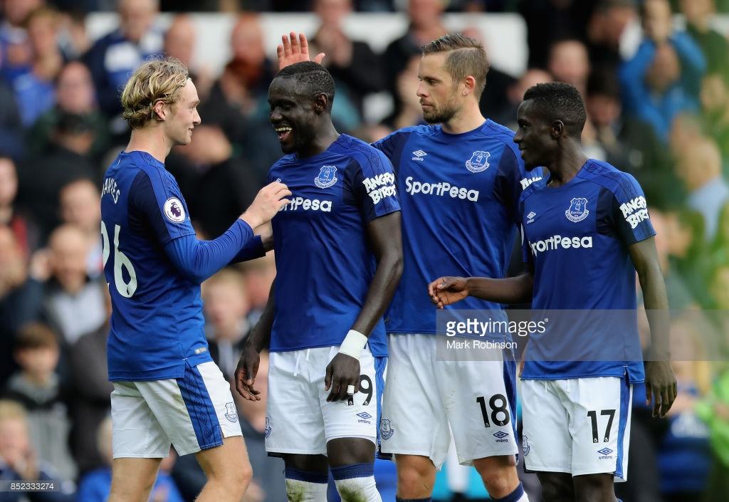 Doublé de Baye Oumar Niasse : Everton-Bournemouth (2-1)