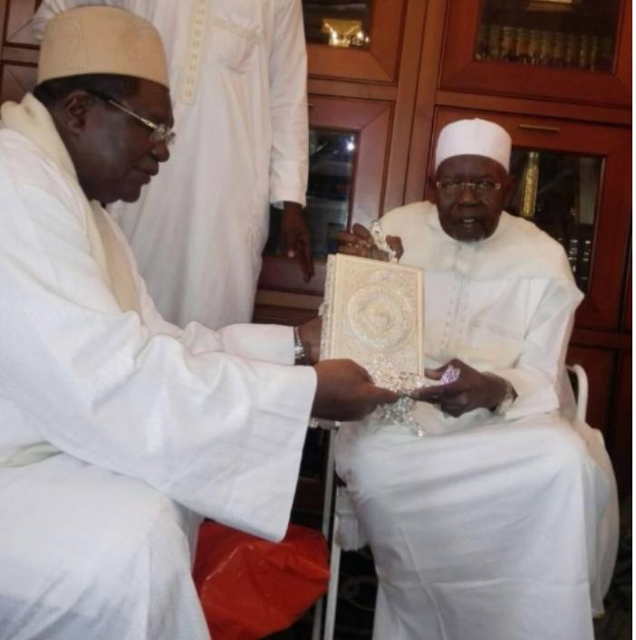 AL AMINOUL MOUMININA S'EN EST ALLE… (Maître Ousmane Ngom)