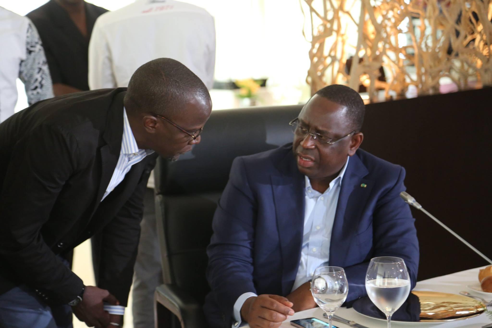 INTERVIEW EXCLUSIVE -  Yakham Mbaye sur le rejet de sa démission par Macky Sall : « Ce que le Président m'a demandé de faire et ce que je lui ai promis »