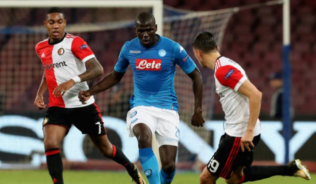 City gagne sans briller, Naples de Kalidou Koulibaly se rassure