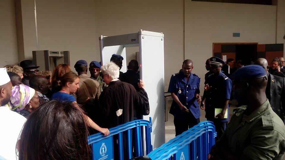 Agression : Boubacar Diallo condamné à 2 ans ferme pour 10.000 CFA
